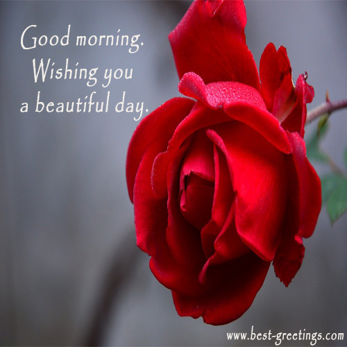 Wish Good morning With Name in online