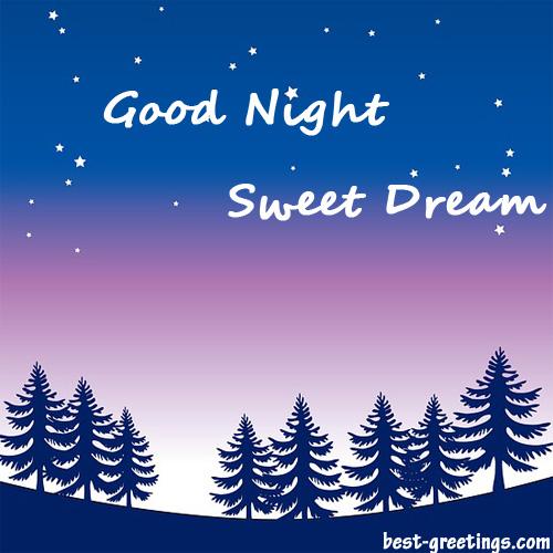 Latest Good Night Sweet Dream Image